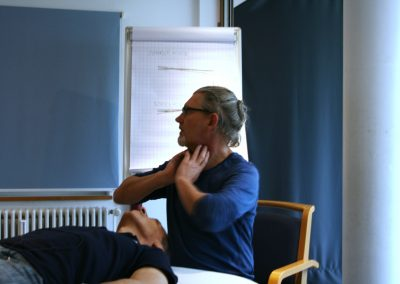Erläuterung Mundboden-Tast-Behandlungsbereiche